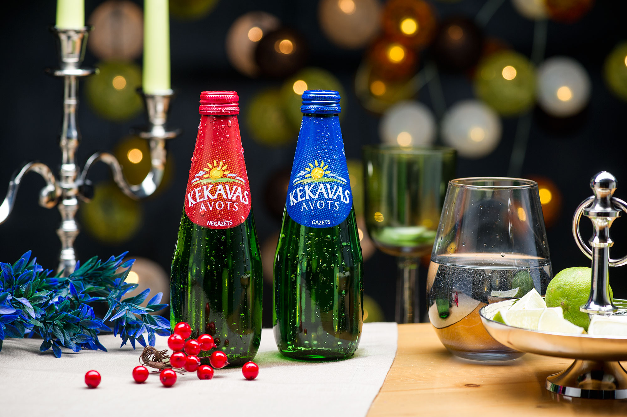 Products that are branded Kekavas Avots